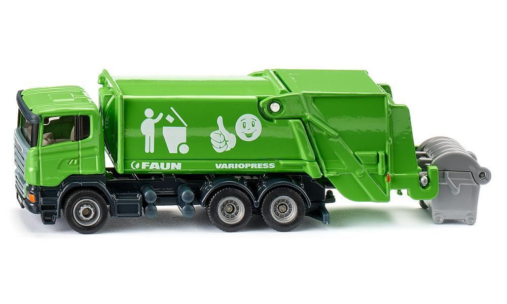 Buy Siku Refuse Lorry 1 87 Scale