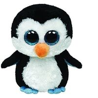 Ty Beanie Boos - Waddles Penguin
