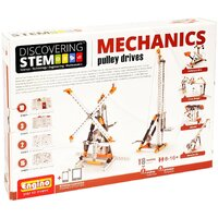 Engino - STEM Mechanics - Pulley Drives