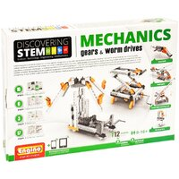 Engino - STEM Mechanics - Gears & Worm Drives