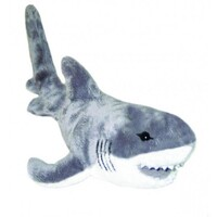 Bocchetta - Pacific Great White Shark Plush Toy 33cm