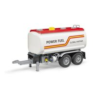 Bruder - Tank Trailer with Water Pump for Trucks 03925