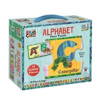 Eric Carle - Very Hungry Caterpillar Alphabet Floor Puzzle