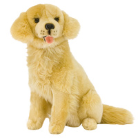 Bocchetta - Goldie Golden Retriever Plush Toy 35cm