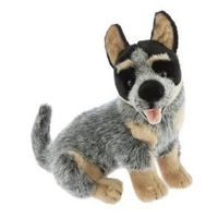 Bocchetta - Bluey Cattle Dog Pup Plush Toy 22cm