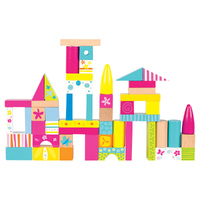 GOKI - Susibelle Building Bricks 50pc
