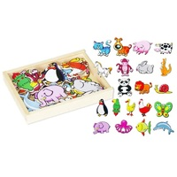 Fun Factory - Animal Magnets 20pce