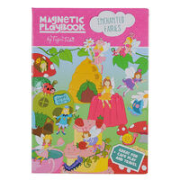 Tiger Tribe - Magnetic Play Book - Enchanted Fairies