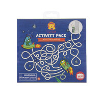Tiger Tribe - Activity Pack - Monsters and Aliens