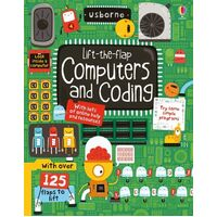 Usborne - Lift-The-Flap Computers And Coding
