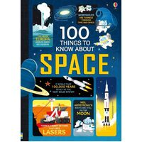 Usborne - 100 Things To Know About Space