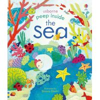 Usborne - Peep Inside: The Sea
