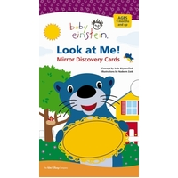 Disney Publishing - Baby Einstein: Mirror Discovery Cards Look at Me