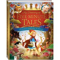 Hinkler - My Treasury of 5 Minute Tales