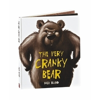 Very Cranky Bear Hardback