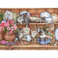 Anatolian - Kittens Puzzle 1000pc