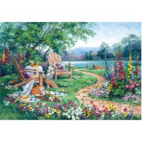 Anatolian - Lakeside Afternoon Puzzle 260pc