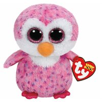Ty Beanie - Ty Beanie Boos Glider the Pink Penguin