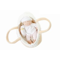 Bonikka - Carry Cot with Baby and Blanket