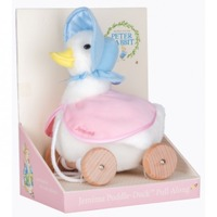 Peter Rabbit - Jemima Puddle Duck Pull Along