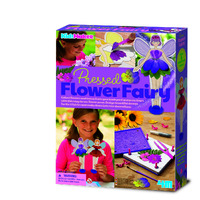 4M - Pressed Flower Fairies