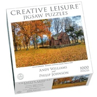 Creative Leisure - Blessing Gostwyk Chapel, Uralla NSW Puzzle 1000pc