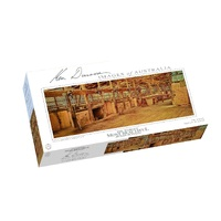 Crown & Andrews - Ken Duncan Nulla Shearing Shed NSW Puzzle 748pc