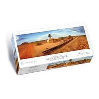 Crown & Andrews - Ken Duncan End of the Line, Cossack WA Puzzle 748pc
