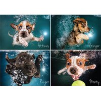 Cheatwell Games - Underwater Puppies Puzzle 1000pc