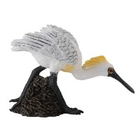 Collecta - Black-Faced Spoonbill Walking 88397
