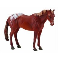 Collecta - Appaloosa Stallion Chestnut 88436