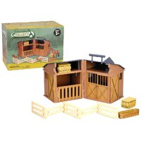 Collecta - Stable Playset and Accessories 89333