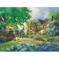 Cobble Hill - Old Coach Inn Large Piece Puzzle 275pc