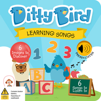 Ditty Bird - Learning Songs Board Book