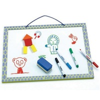 Djeco - Magnetic White Board - Tablo