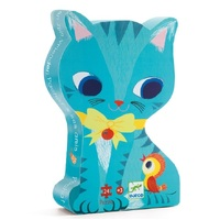 Djeco - Pachat and His Friends Puzzle 24pc