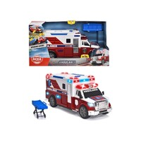 Dickie Toys - Ambulance with Light and Sound 33cm