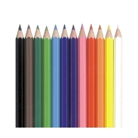 EC - Washable Colouring Pencils (12 pack)