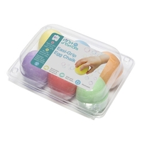 First Creations - Easi-Grip Egg Chalk (set of 6)