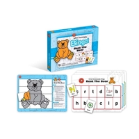 Learning Can Be Fun - Beat The Bear Bingo - Initial Consonants