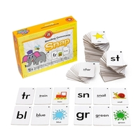 Learning Can Be Fun - Blending Consonants Snap