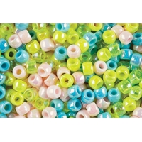 Pony Beads Pearl (1000 pack)