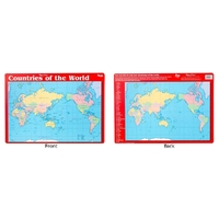 Gillian Miles - Countries of The World Placemat