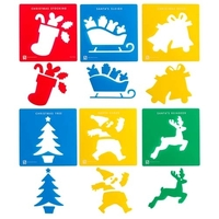 EC - Stencils - Christmas (set of 6)
