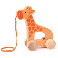 Hape - Push and Pull Giraffe
