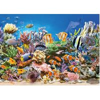Castorland - Colours of the Ocean Puzzle 260pc