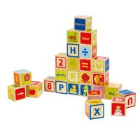 Hape - ABC Blocks