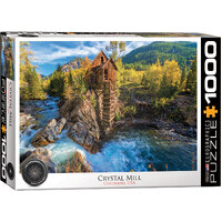 Eurographics - Crystal Mill, USA Puzzle 1000pc