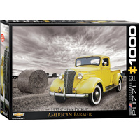 Eurographics - 1937 Chevy Pickup Puzzle 1000pc