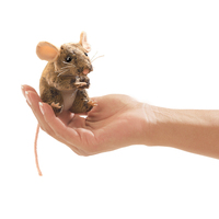 Folkmanis - Mini Field Mouse Puppet